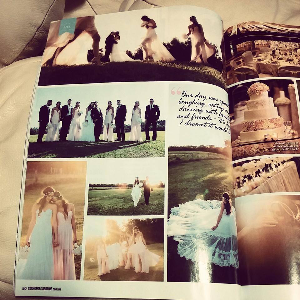 Cosmo Bride Mag